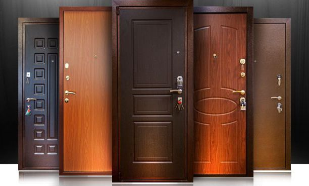 металлические двери собственного производства в истре